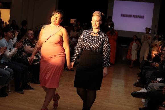 Nina Asay and Kat Eves of Fashion Penpals